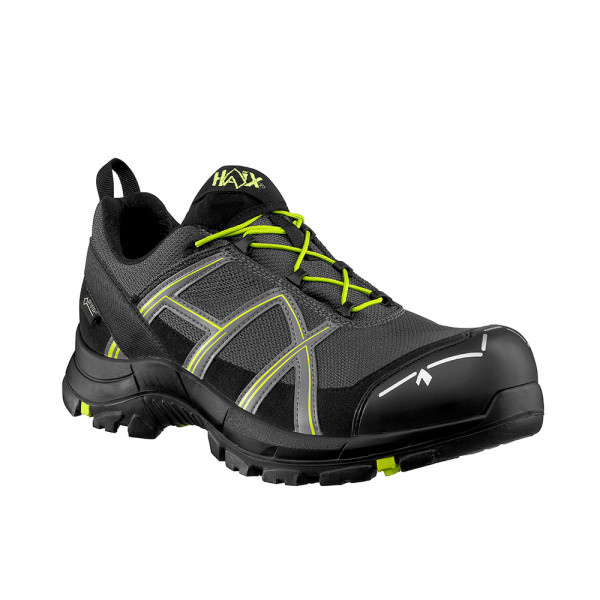 HAIX Black Eagle Safety 40.1 low/stone-citrus (Special Edition)