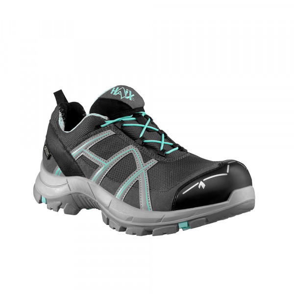 HAIX Black Eagle Safety 40.1 Ws low/grey-mint