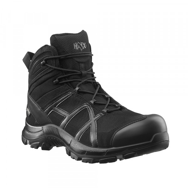 HAIX Black Eagle Safety 40.1 mid/black-black
