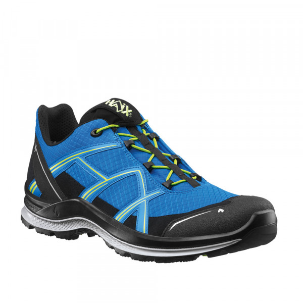 HAIX Black Eagle Adventure 2.1 T low/blue-citrus