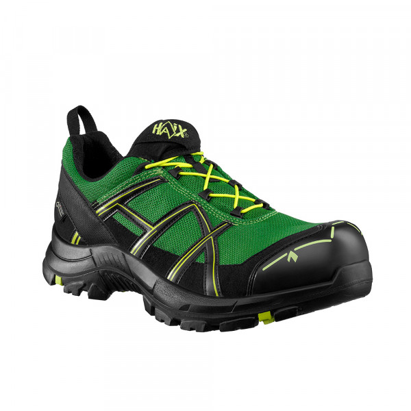 HAIX Black Eagle Safety 40.1 low black/poison