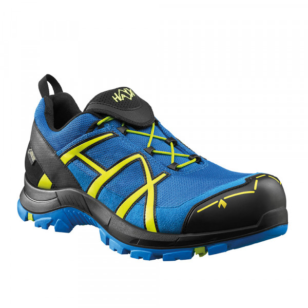 HAIX Black Eagle Safety 40 Low blue/citrus